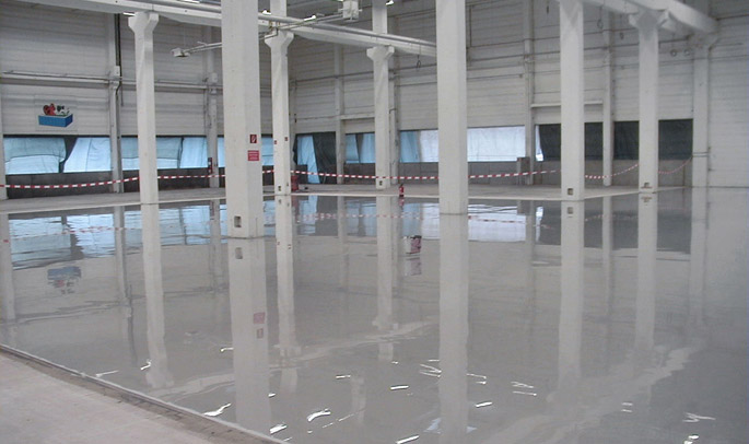 Floor System Projects