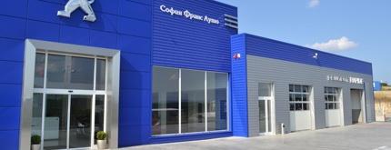 Сервизен център Peugeot