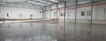 Производствена база на АК Електрик, гр. Радомир